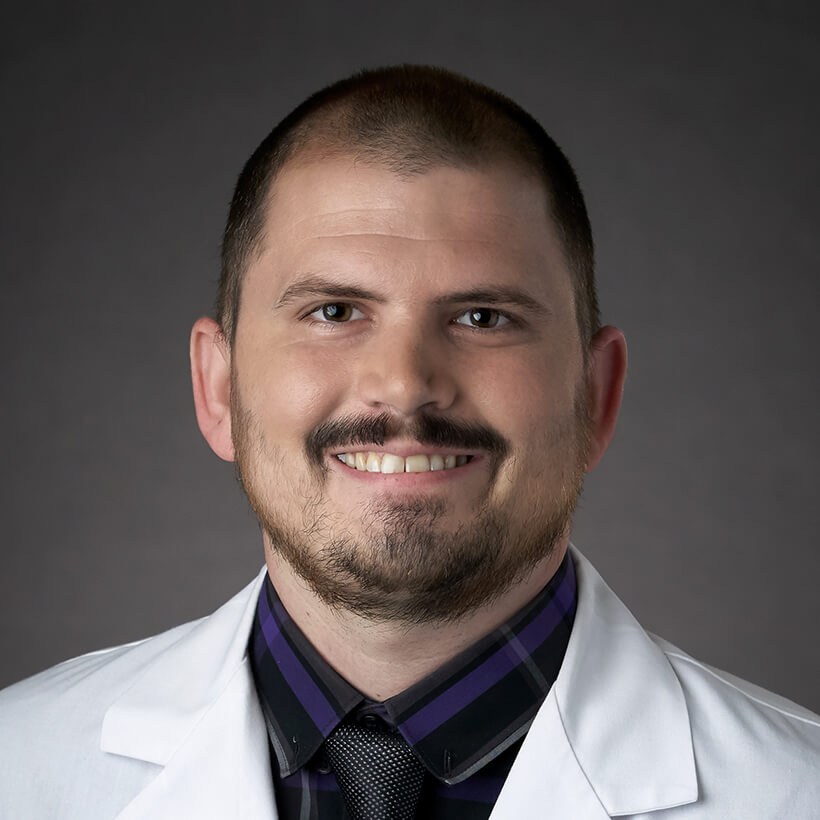 Nathan Schober - Clinical Oncology Dietitian