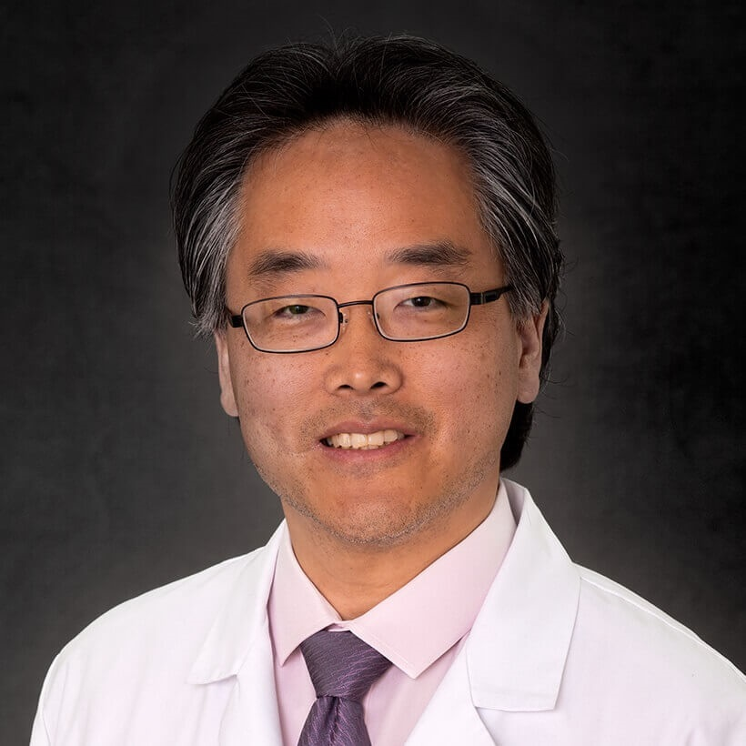 Eugene Ahn - Medical Director of Clinical Research & Hematologist/Oncologist