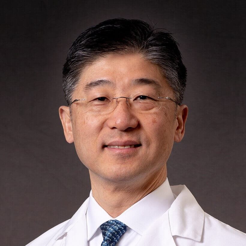 Jeffery Choh - Director of Interventional Radiology
