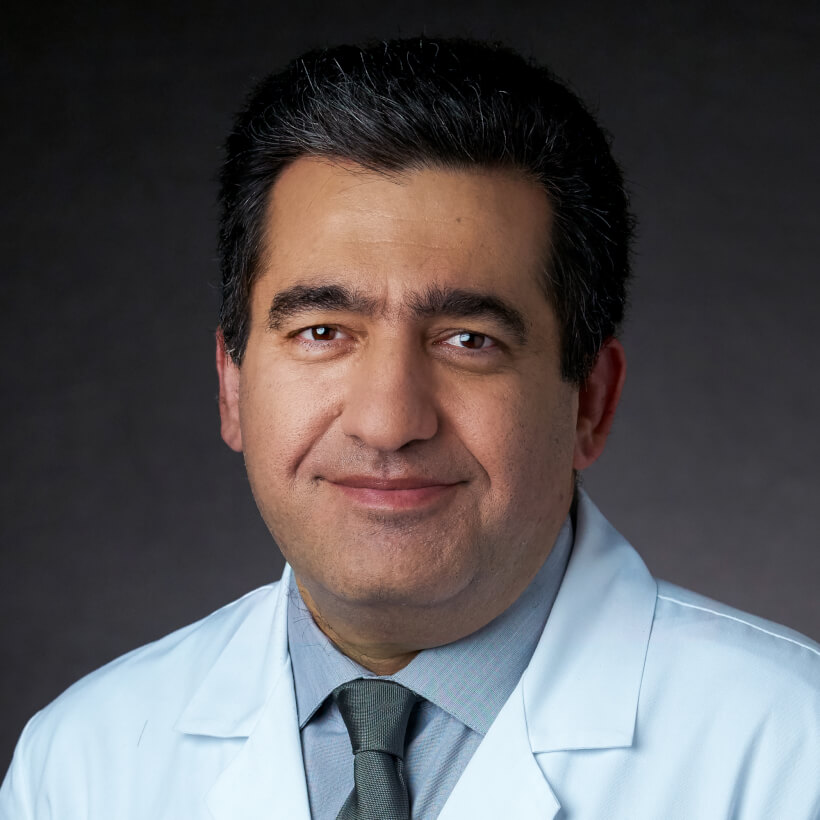 Farshid Sadeghi - Medical Director of Genitourinary Center, Physician & Urologic Oncologist