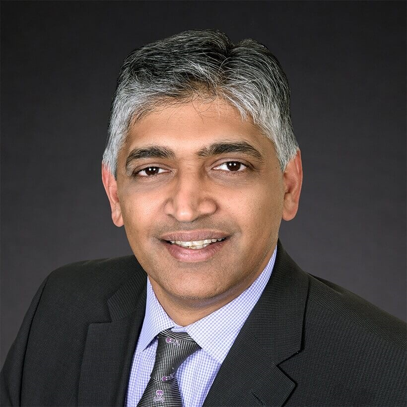 Adesh Ramchandran - Chief Operating Officer and Interim President