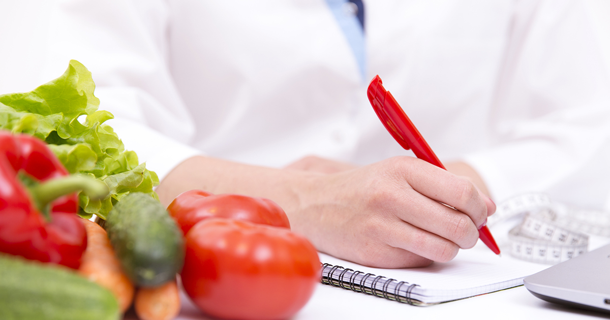 Nutrition Therapy May Not Fight Cancer But It Can Help With