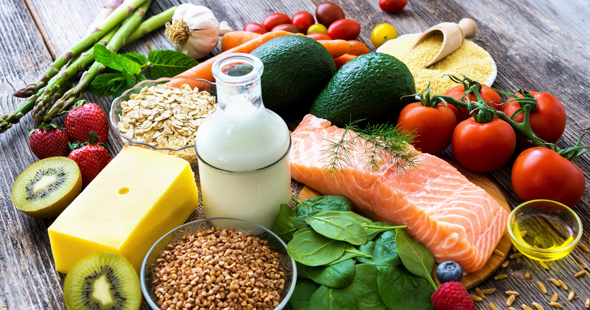 The 'good, better, best' list of healthy foods  CTCA