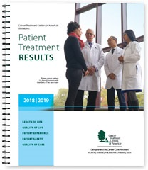 patient treatment results book