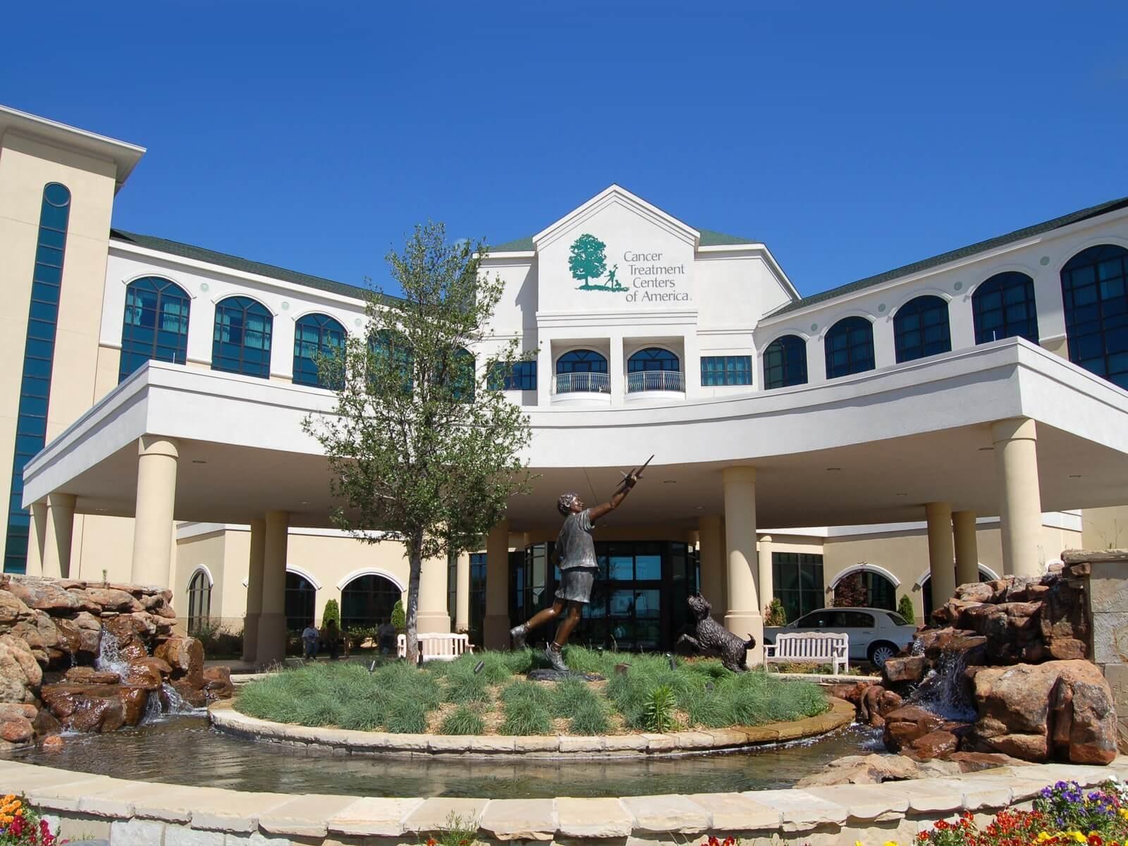 Cancer Treatment Centers Of America Tulsa Ok Ctca